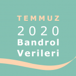 2020 Temmuz Ayı Bandrol Verileri