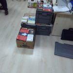 Bakırköy Halk Pazarında Korsan Kitap Operasyonu